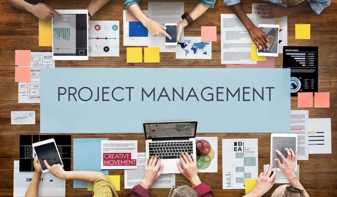 collaborative project management software