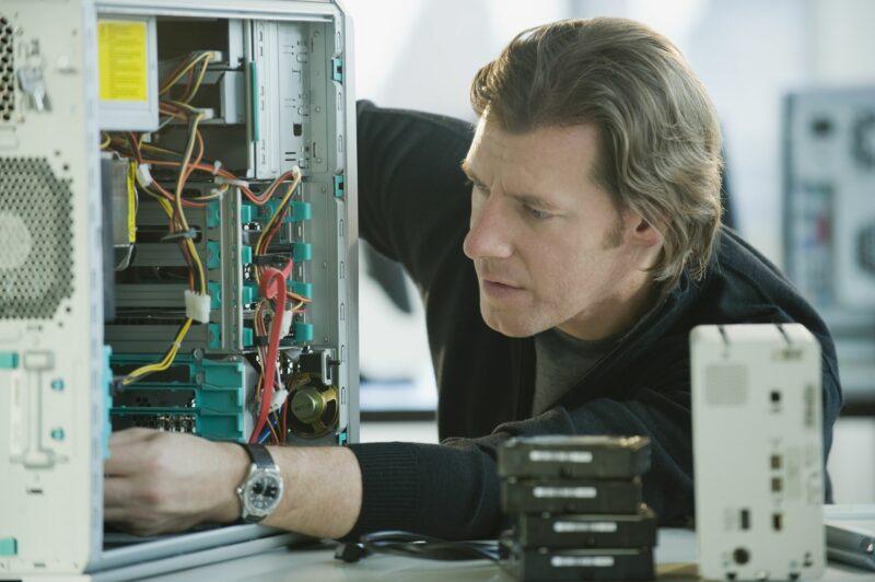 Travaux de réparation de PC lorsque votre PC ne répond pas