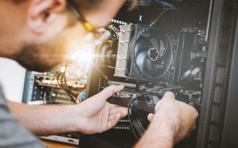 computer repair jobs near me